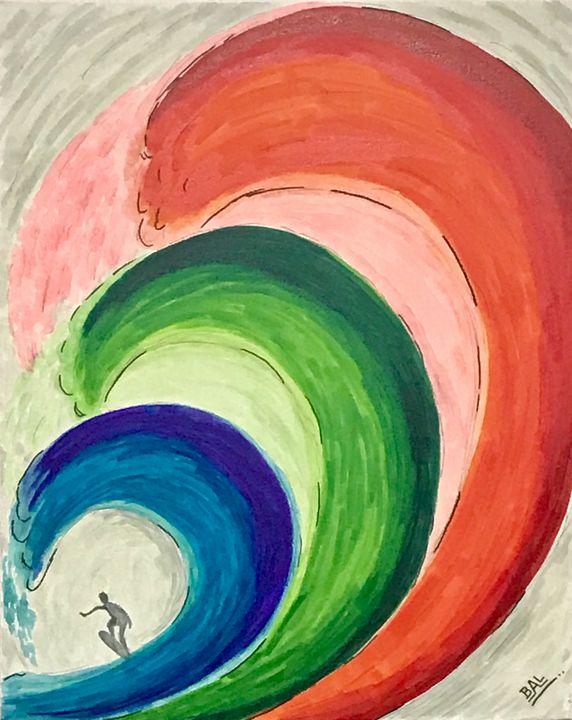 The Surfer - BAL