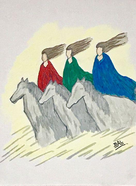 The Three Ladies - BAL