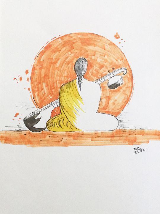 The Sitar Player - BAL