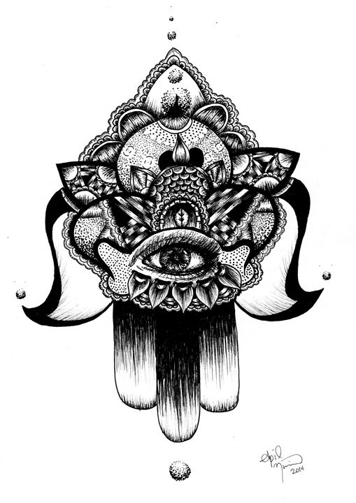 In the Hand of the Beholder - AK Arts