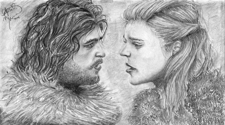 Jon & Ygrette - AK Arts