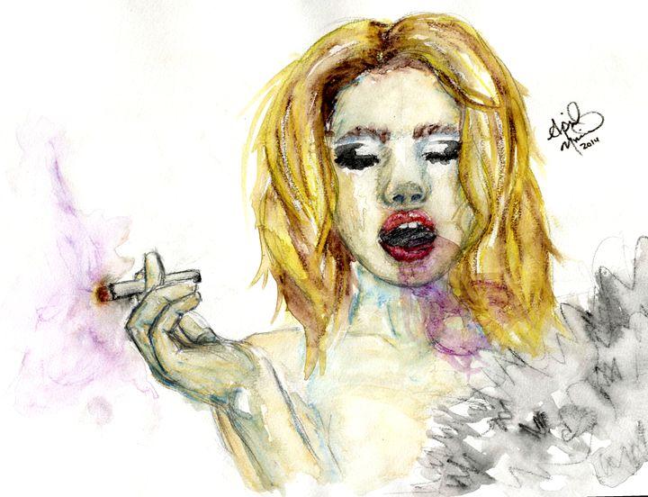 Smoke - AK Arts