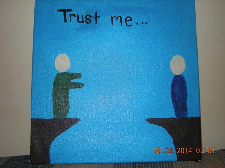 Trust me... - ImperfectMe Studios