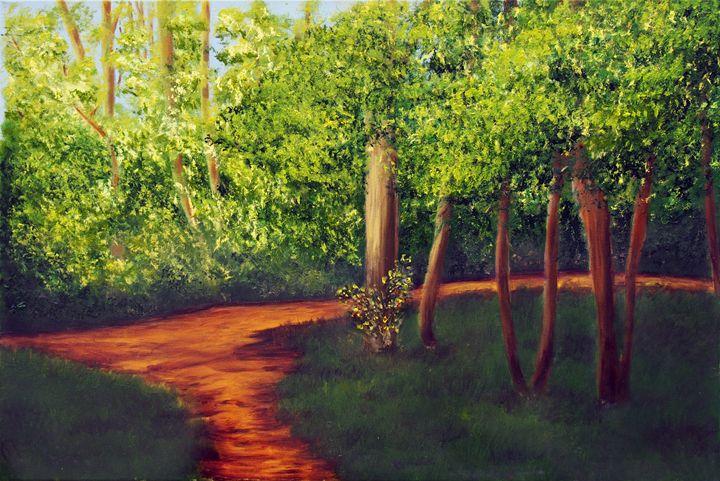 Path Untrodden - Anjali George