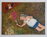 acrylic on canvas 30x40cm