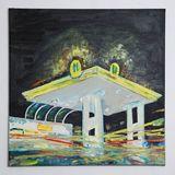 acrylic on canvas 50x70cm