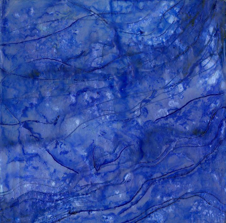 Purple Lines - Jennifer Leah Jones Gallery