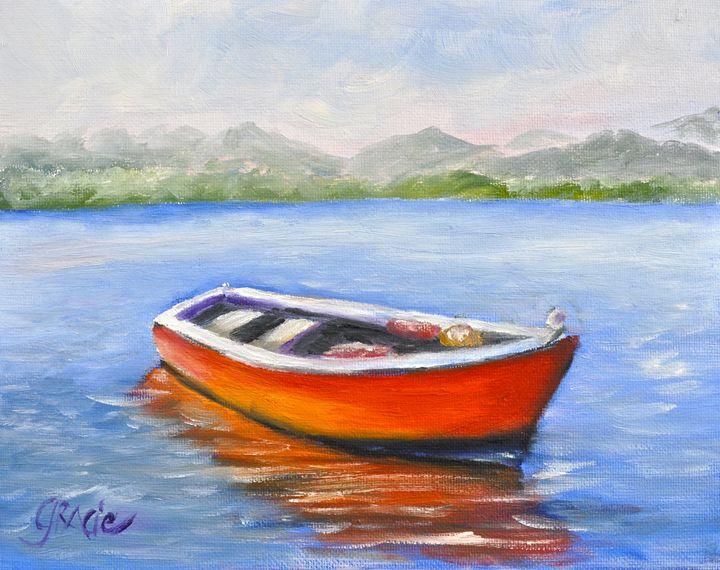 Red Boat - Gracie L Hampton
