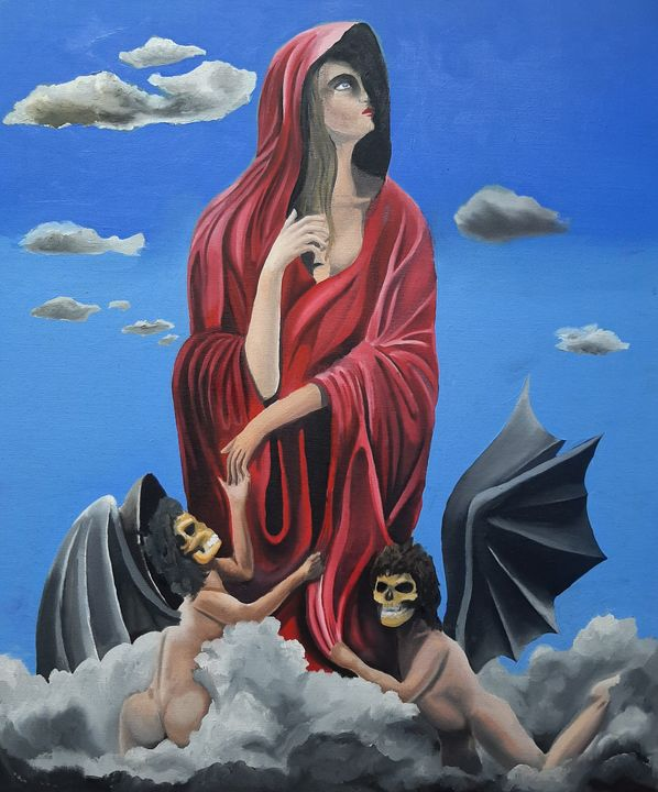 Scarlet persuade - Michael canavan
