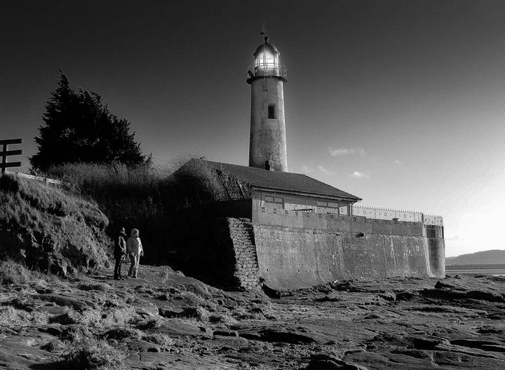 the lighthouse - Michael canavan
