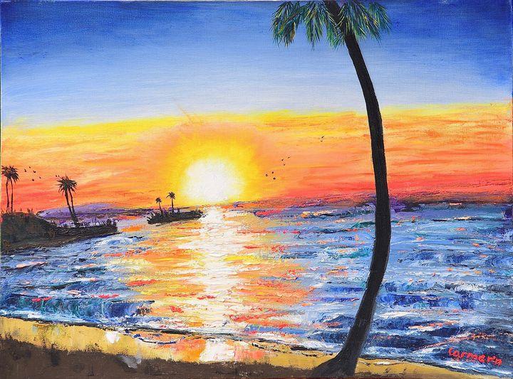 Dreaming of Hawaii - Carmen Indigo