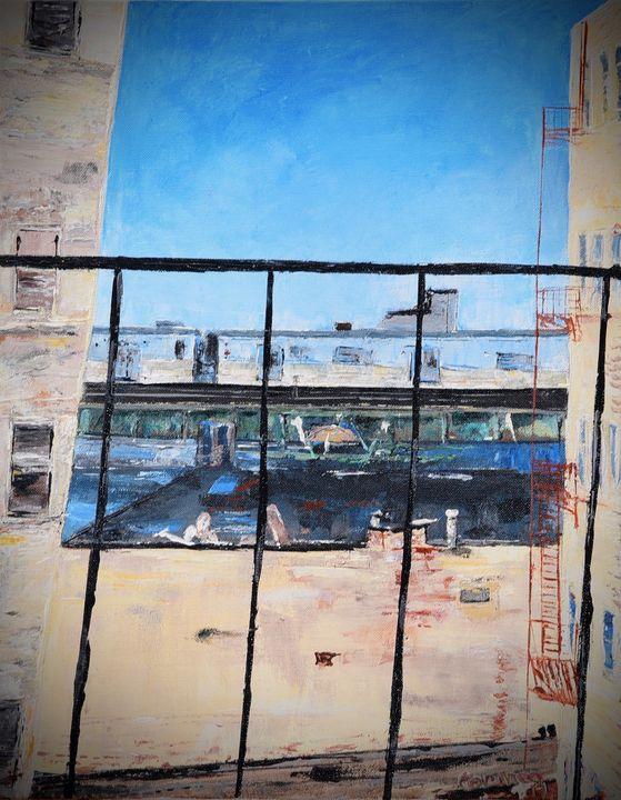 Waiting for you in Brooklyn - Carmen Indigo