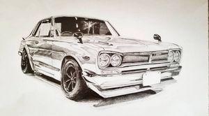 Nissan GT-R Hakosuka