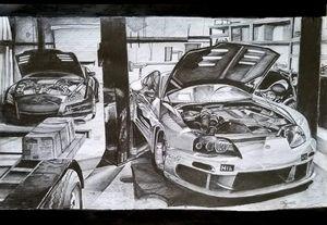Tuning Garage