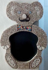 Teddy mosaic
