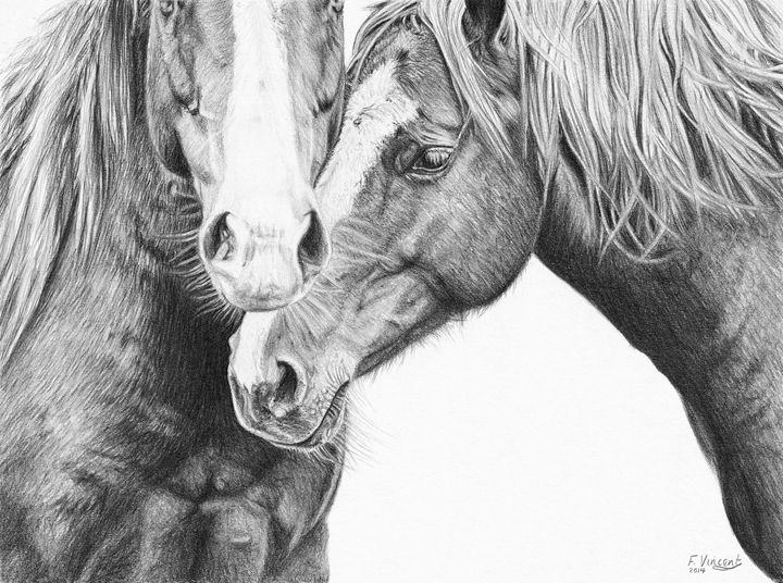 Time For A Hug - Frances Vincent Arts