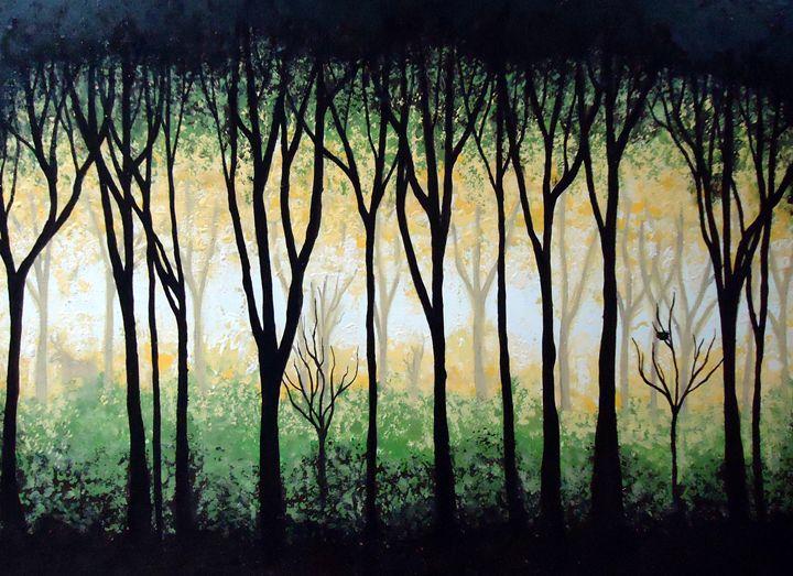 Trees - Second Page Studio