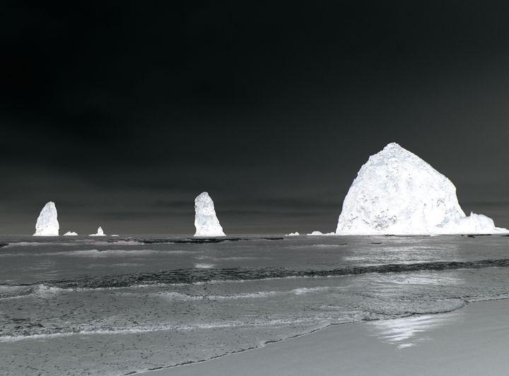 Super Natural Seascape - Photography by Trisha Allard