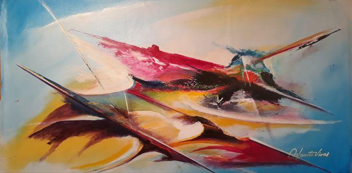 Expresion del Color - Orlando Vivas Art