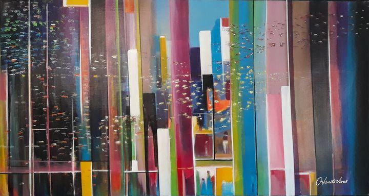 Migratorias - Orlando Vivas Art