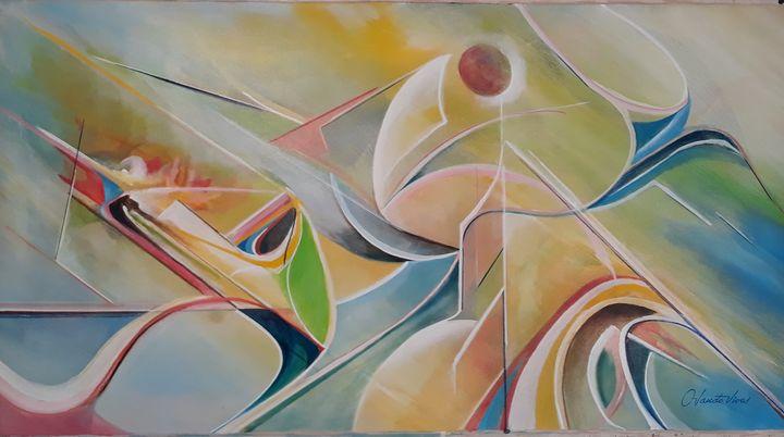 Remanso - Orlando Vivas Art