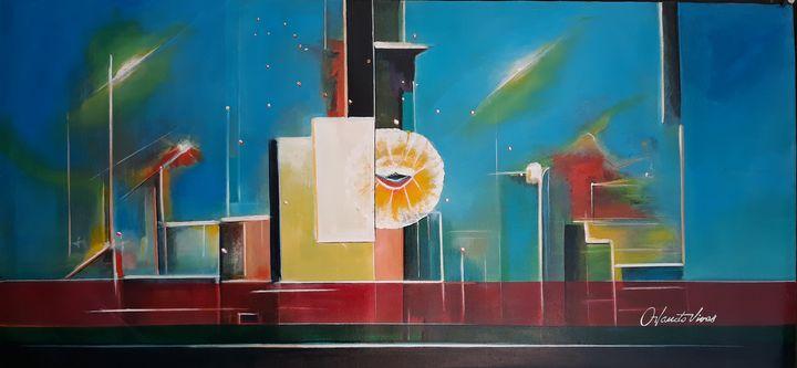 Tierno Amanecer - Orlando Vivas Art