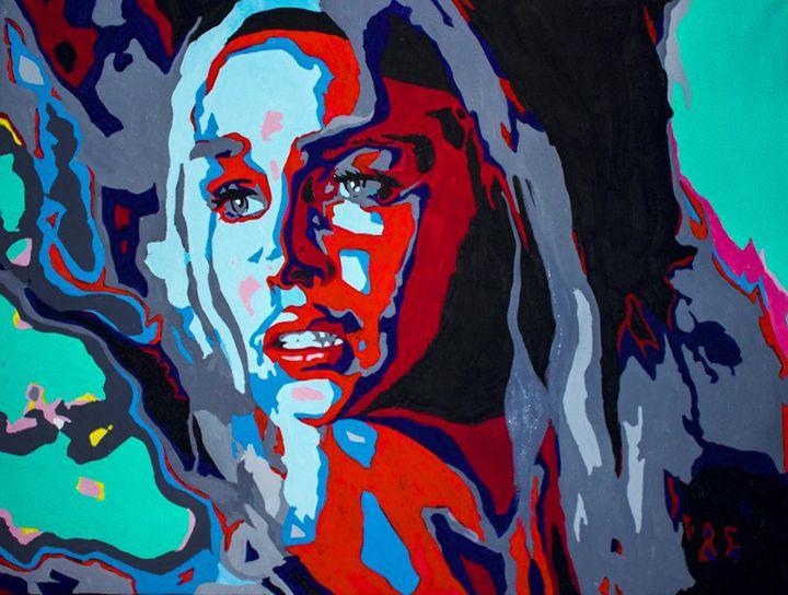 Daenerys - Paintings