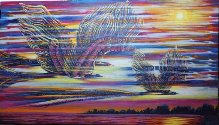Birds of Paradise - Rasheed Amodu