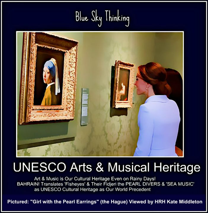UNESCO Arts & Music - World Ethical Hacks