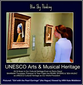 UNESCO Arts & Music