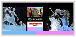 """FOREIGNER ICE & VICE; GROUNDHOG DA"