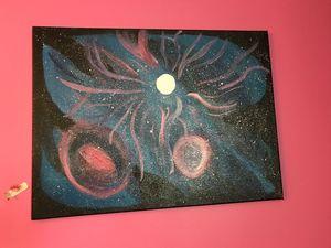 Galaxy octopus