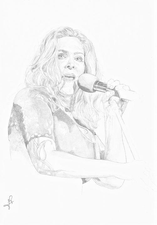Beth Hart - Jay-mus gallery