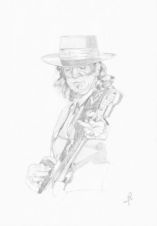 Stevie Ray Vaughan - Jay-mus gallery