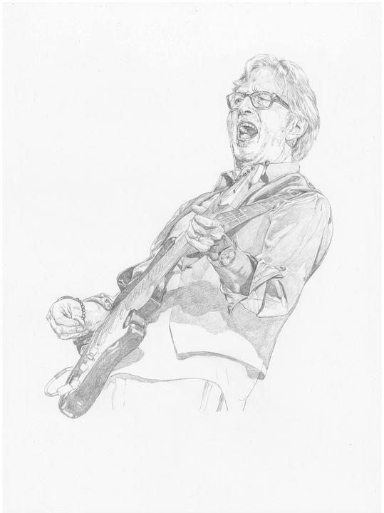 Eric Clapton - Jay-mus gallery
