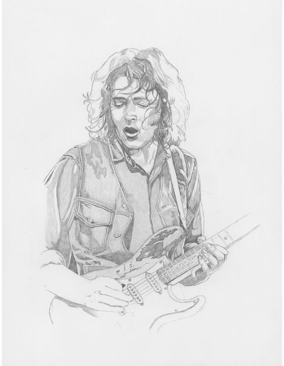 Rory Gallagher - Jay-mus gallery