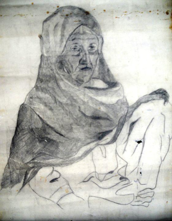 Amma - Gagan's Art