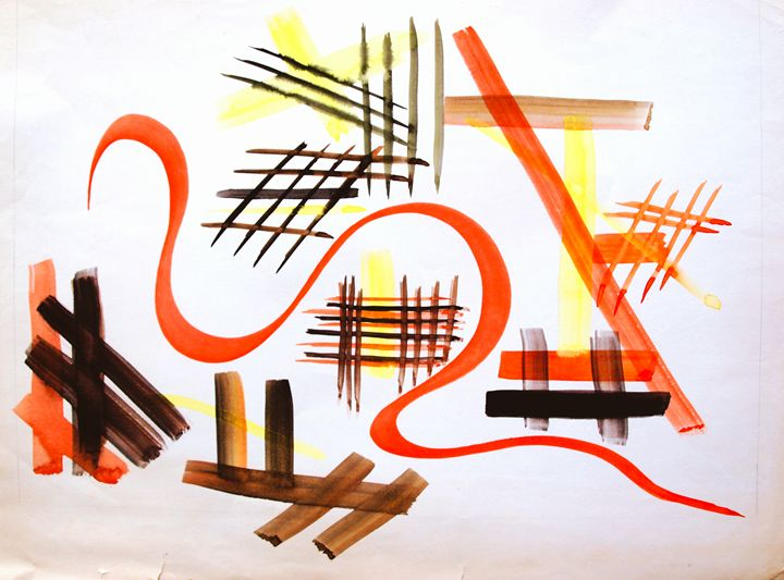 The Storm-1 - Gagan's Art