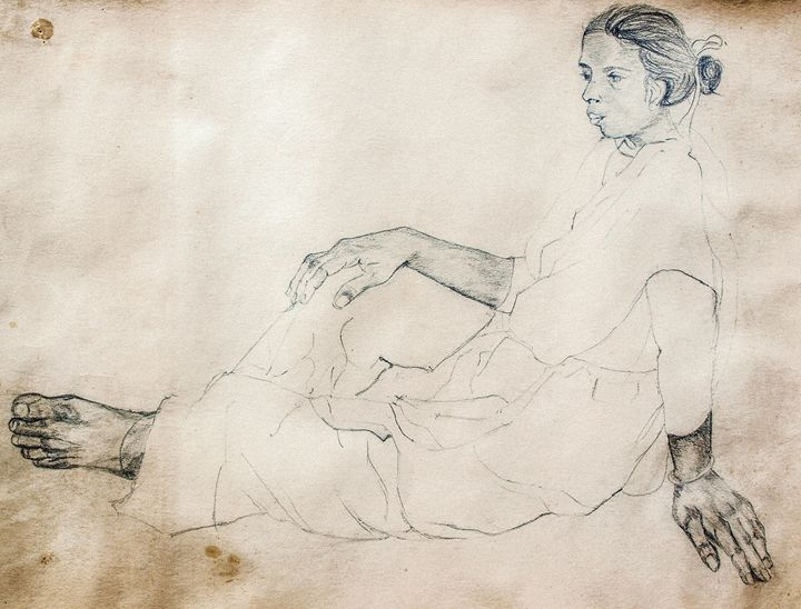 After Work Relaxing - Gagan's Art