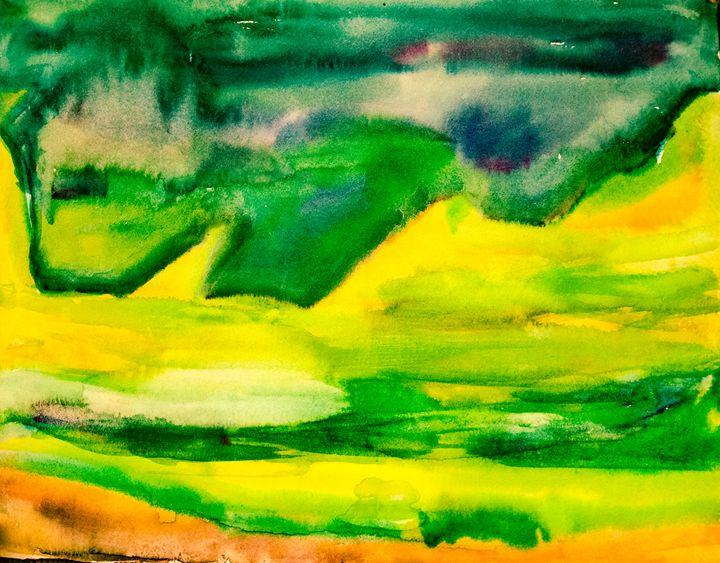 The Changing Season - Gagan's Art
