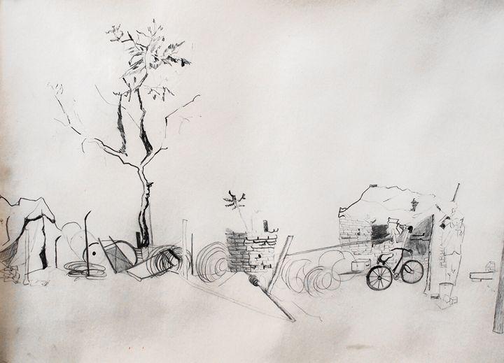 Journey - The Life - Gagan's Art