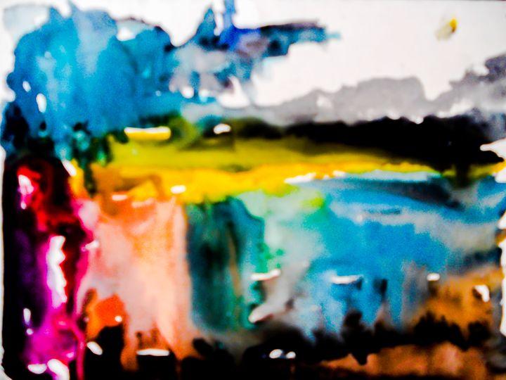 Enchanted Meadows - Gagan's Art