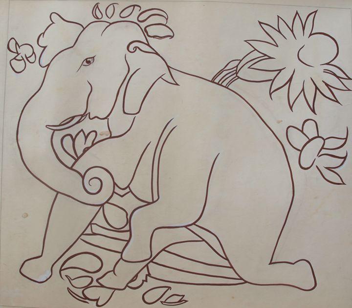 Gajraj - Gagan's Art