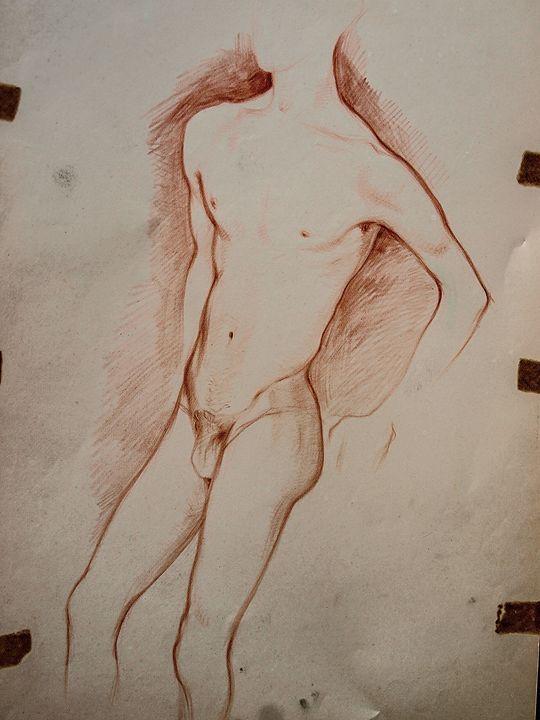 The Male - Gagan's Art