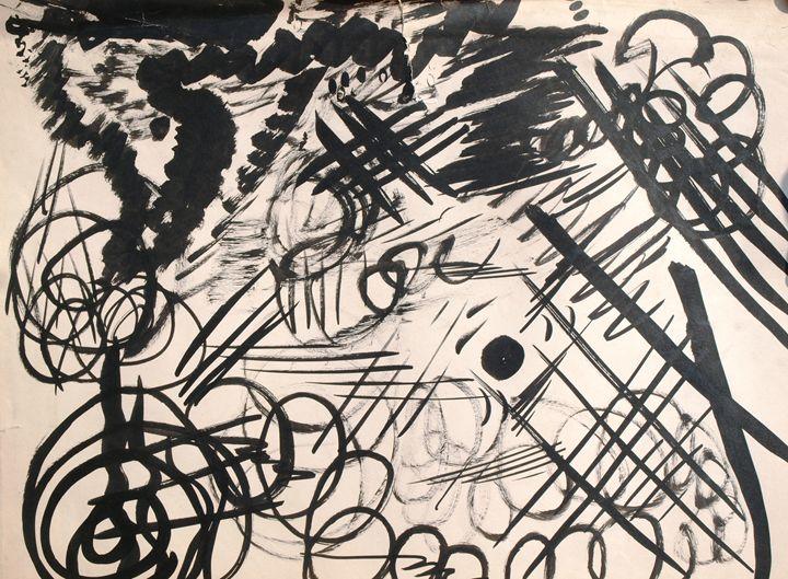 Storm-5 - Gagan's Art