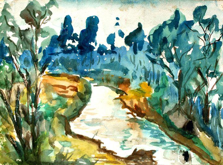 The Safe passage - Gagan's Art