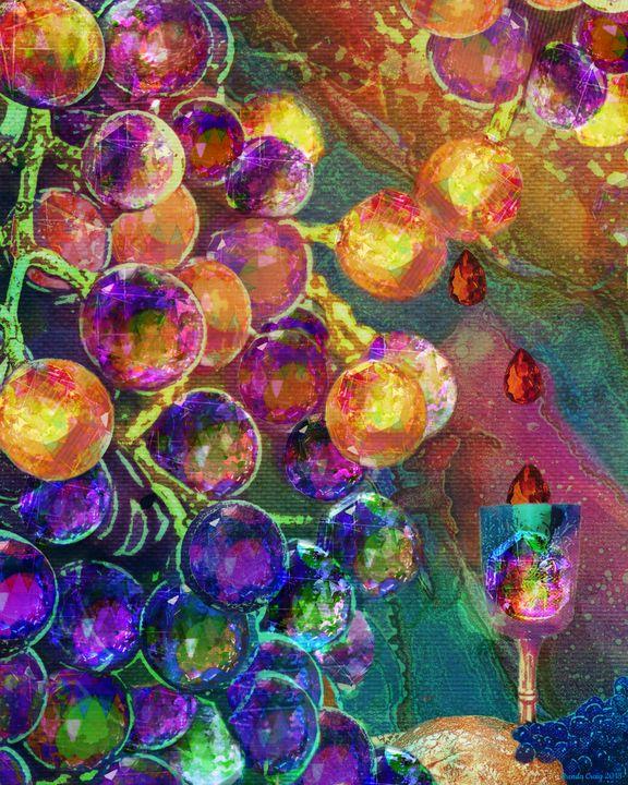 New Wine - Brenda Craig Encounter Art