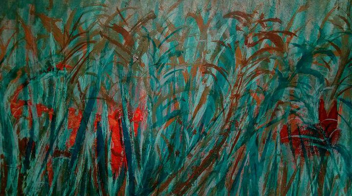 Swamp straw - Ranchos creates