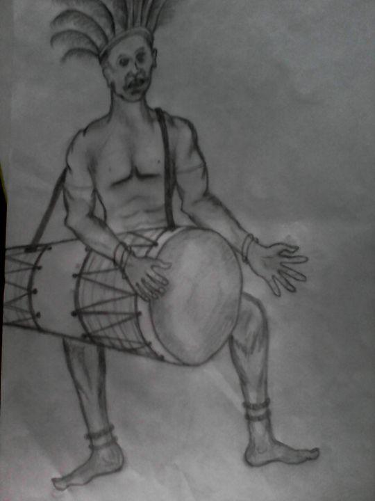 Drummer - Ranchos creates