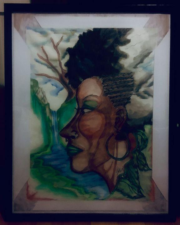Afro-Centric flows - Sylve